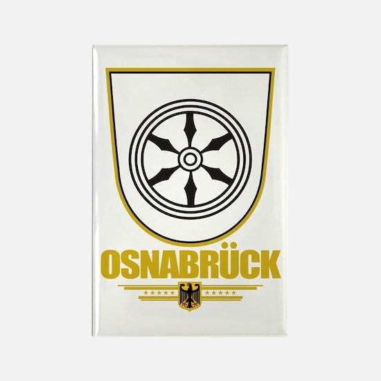 Osnabruck Rectangle Magnet