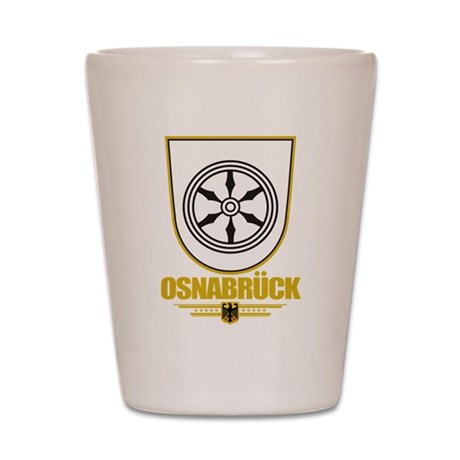 Osnabruck Shot Glass