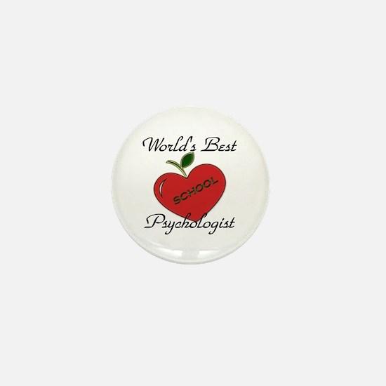 Cool Psych Mini Button
