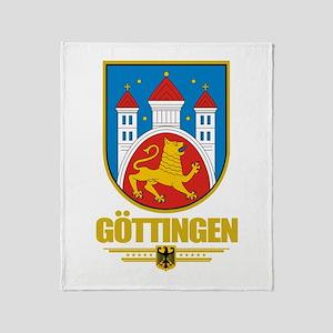 Gottingen Throw Blanket