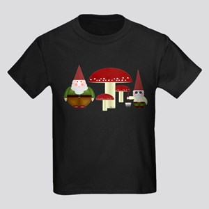 Gnomeses Kids Dark T-Shirt
