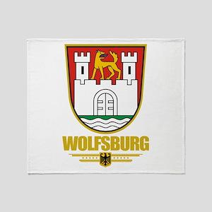 Wolfsburg Throw Blanket