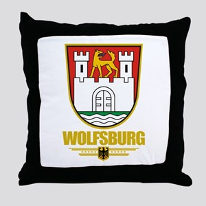 Wolfsburg Throw Pillow