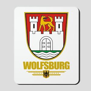 Wolfsburg Mousepad