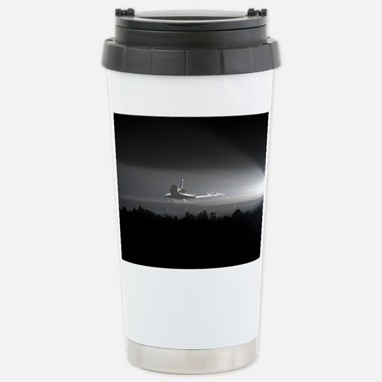 Space Shuttle Stainless Steel Travel Mug