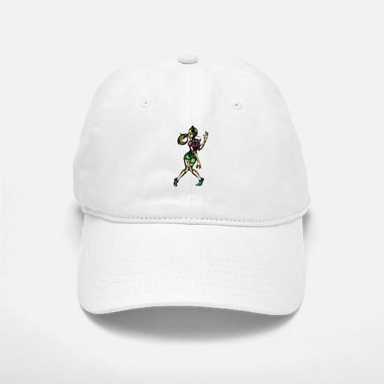 Aerobic Dance Workout Baseball Baseball Cap