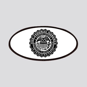 Federal Reserve Seal Patches