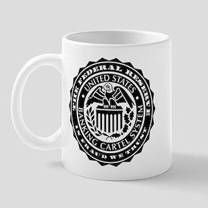 Federal Reserve Seal Mug