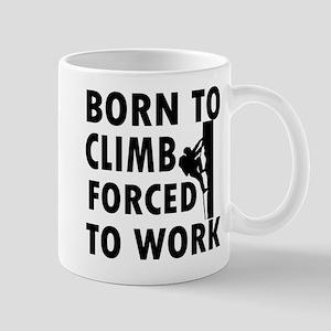 Born to Climb Mug