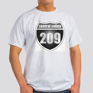 Interstate 209 Ash Grey T-Shirt