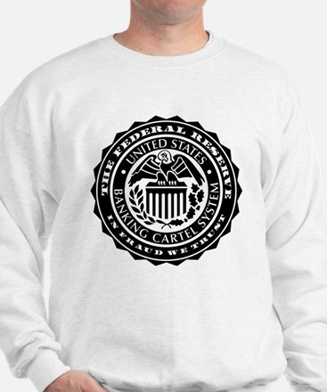 Federal Reserve Seal Sweatshirt