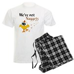 We're not Nuggets - Men's Light Pajamas