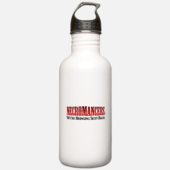 Necromancer Sports Water Bottle