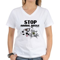 Stop Animal Abuse - Shirt