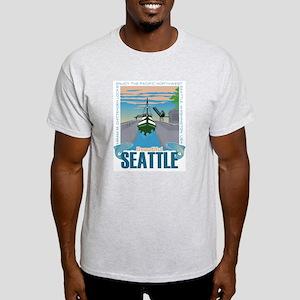 Beautiful Seattle Light T-Shirt