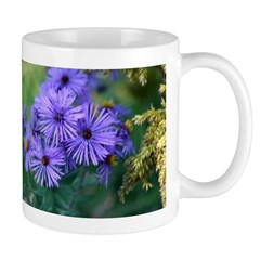 Blue Wildflowers Mug