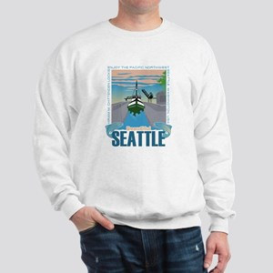 Beautiful Seattle Sweatshirt