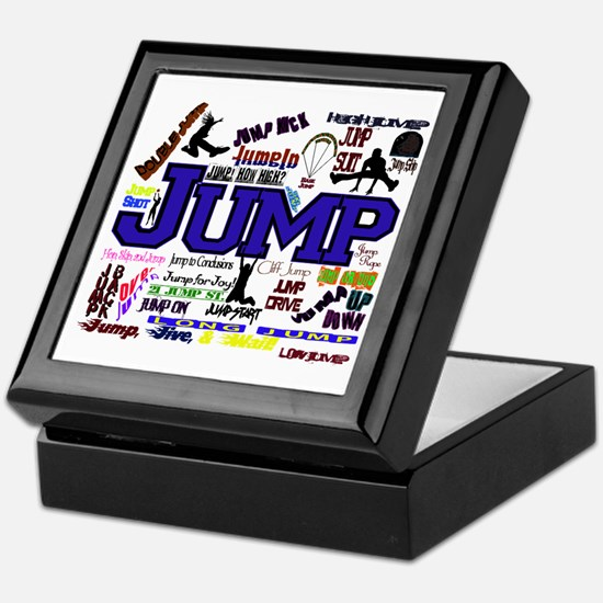 Unique Jump rope Keepsake Box