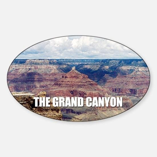 Grand Canyon Sticker (Oval)