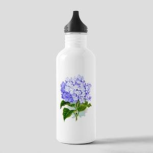 Hydrangea Stainless Water Bottle 1.0L