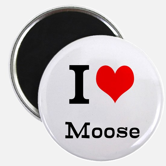 Magical Moose Magnet