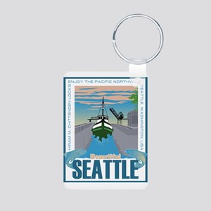 Seattle Keychains