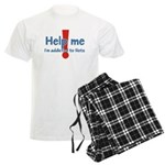 Slots Men's Light Pajamas