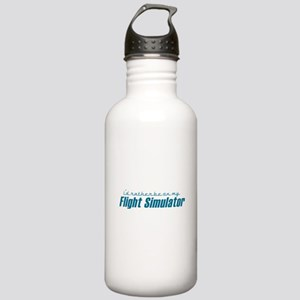 I'd rather be on my FS Stainless Water Bottle 1.0L