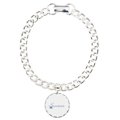 Survivor Charm Bracelet