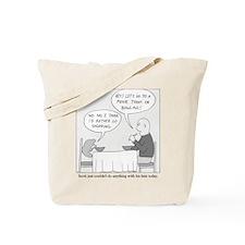 Scott's Hair Tote Bag