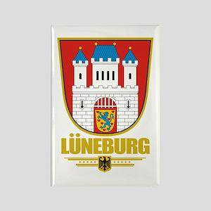 Luneburg Rectangle Magnet