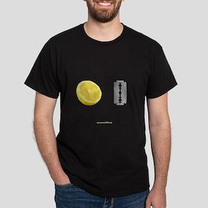 Lemons & Razorblades Dark T-Shirt