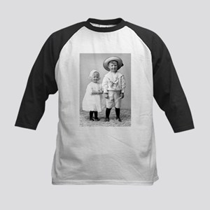 Brother and Sister Kids Baseball Jersey