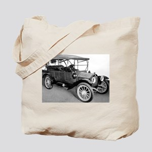 Vintage Car 9 Tote Bag