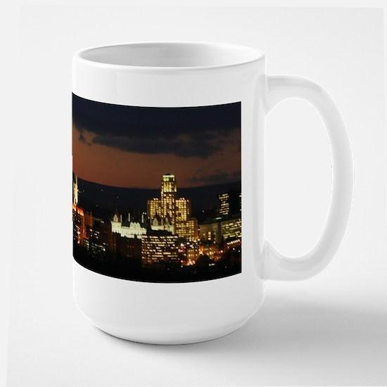 Albany NY Mug - Large