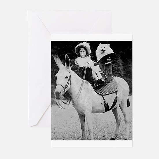 Play Ride Greeting Cards (Pk of 10)