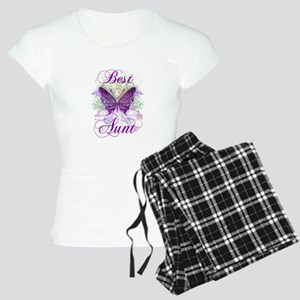 Best Aunt Women's Light Pajamas