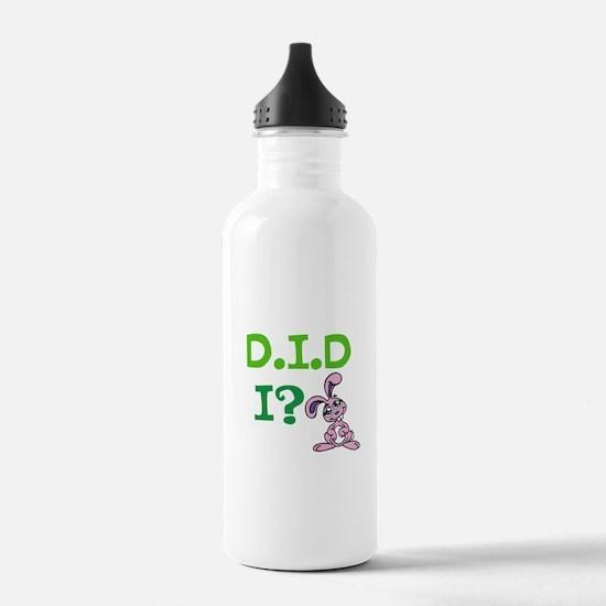 D.I.D Water Bottle