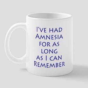Amnesia Forever Mug
