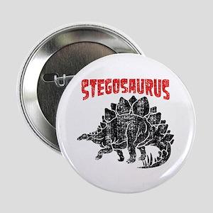 """Stegosaurus 2.25"""" Button"""