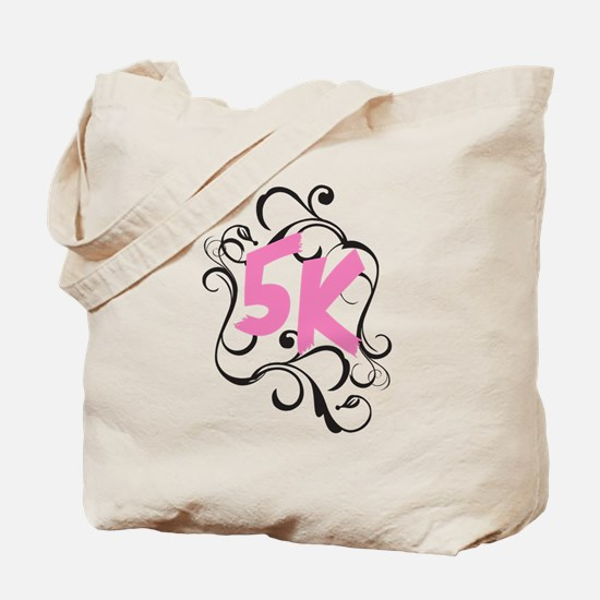 Fancy 5k Tote Bag