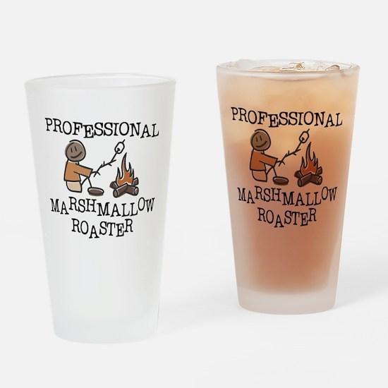 Professional Marshmallow Roaster Drinking Glass