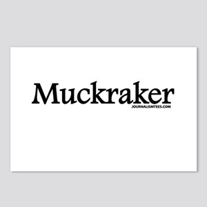 Muckraker Postcards (Package of 8)