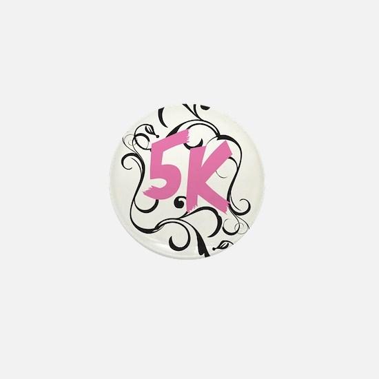Fancy 5k Mini Button (100 pack)