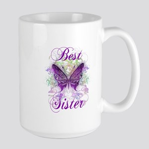 Best Sister Large Mug