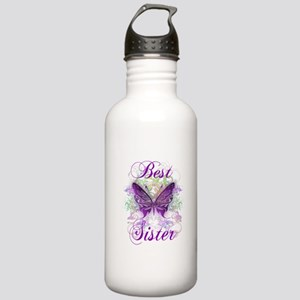 Best Sister Stainless Water Bottle 1.0L