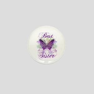 Best Sister Mini Button