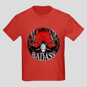 Club bad ass Kids Dark T-Shirt