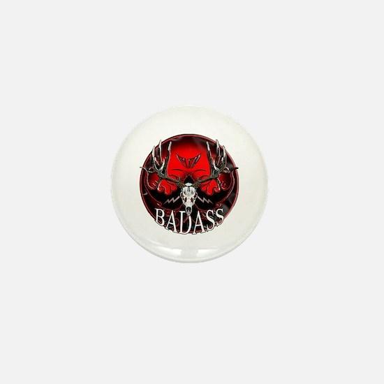 Club bad ass Mini Button