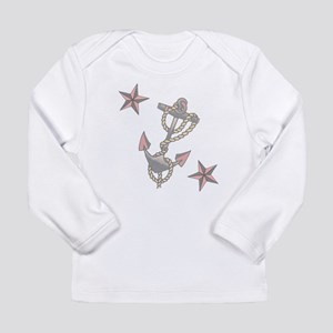 Anchor Long Sleeve Infant T-Shirt